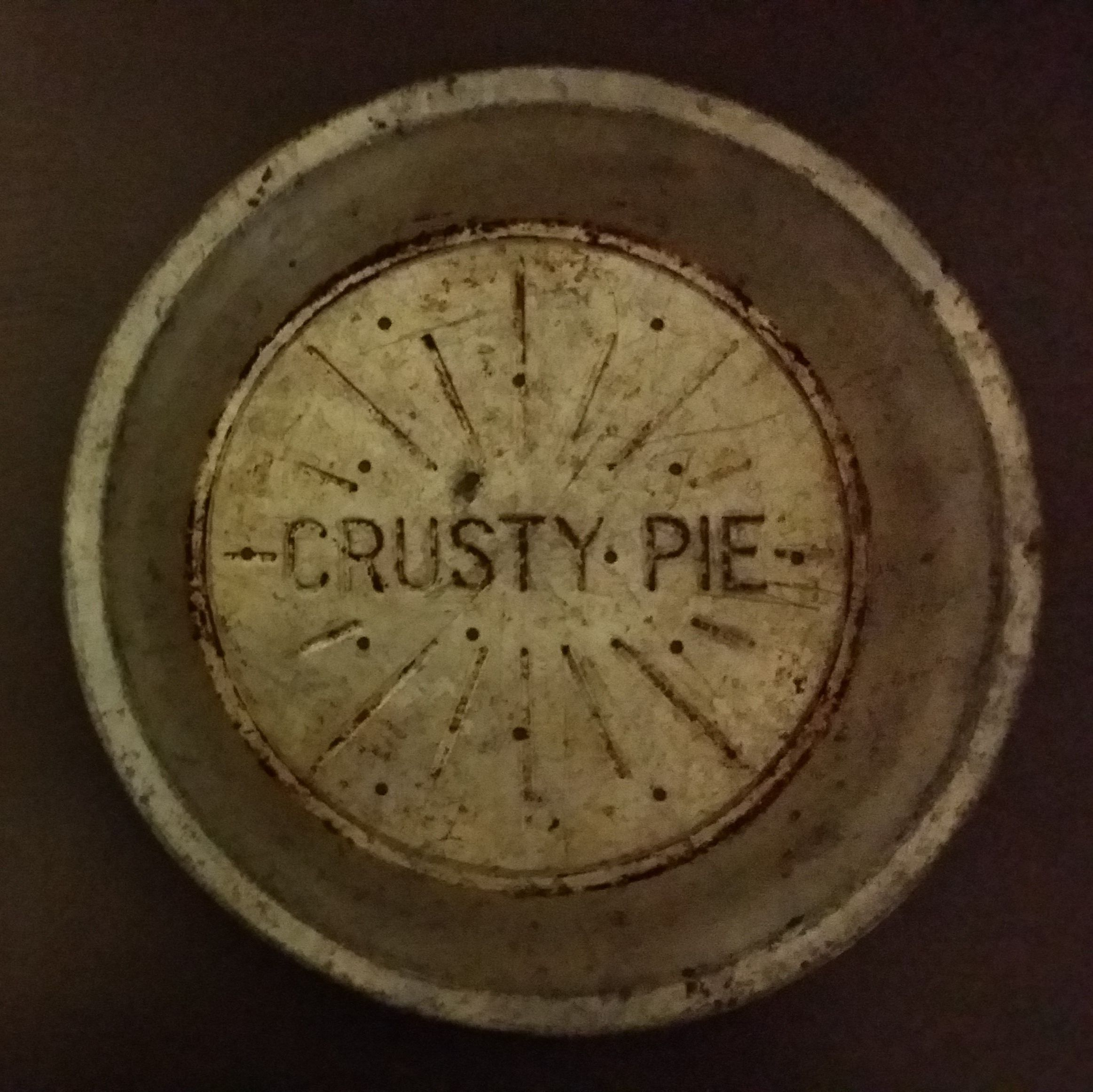 Crusty Pie